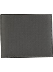 Salvatore Ferragamo Billfold Wallet Grey