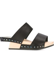 Trippen 'Kandisky' Sandals Black