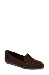 The Flexx 'Sartoris' Skimmer Flat Women Dark Brown
