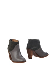 Sessun Ankle Boots Grey