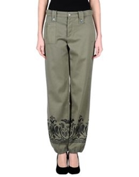 New York Industrie Casual Pants Military Green