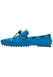 Just Cavalli Moccasins Bali Blue Royal Blue