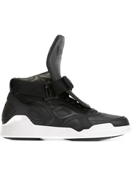 Marcelo Burlon County Of Milan Detachable Tongue Sneakers Black