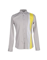 Jil Sander Shirts Shirts Men Grey
