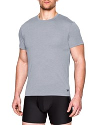 Under Armour 2 Pack Undershirts Grey