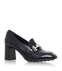 Tod's Gomma T Bar Pumps Female Black