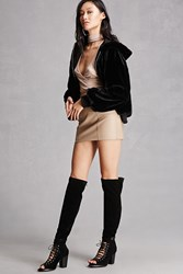 Forever 21 Yoki Over The Knee Boots