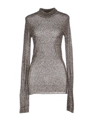 Jean Colonna Turtlenecks Dove Grey