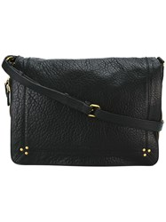 Jerome Dreyfuss 'Albert' Shoulder Bag Black