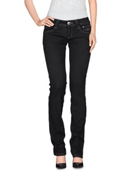 Carlo Chionna Denim Pants Black