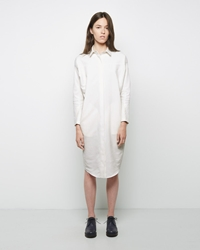 Zero Maria Cornejo Manu Shirtdress White
