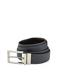English Laundry Reversible Leather Dress Belt Compare At 49.50 Black Brown