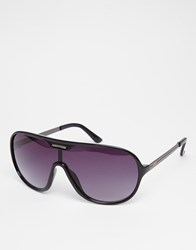 Jack And Jones Jack And Jones Visor Sunglasses Black
