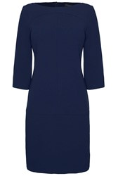 James Lakeland Boat Neck Dress Navy