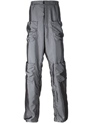 J.W.Anderson Multi Pocket Pants Grey
