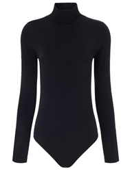 Black Turtleneck Body