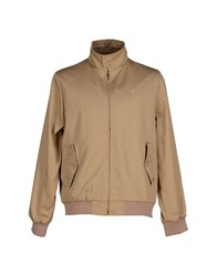 Merc Coats And Jackets Jackets Men Beige