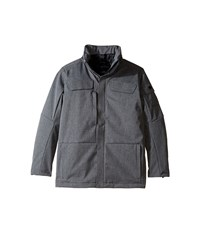 Obermeyer Sequence System Jacket Charcoal Men's Coat Gray