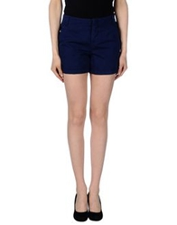 Aspesi Shorts Dark Blue