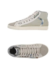 Springa High Tops And Trainers Light Grey