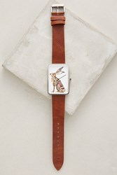Anthropologie Punctual Hare Watch Assorted