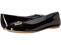 Dr. Scholl's Giselle Black Patent Women's Shoes
