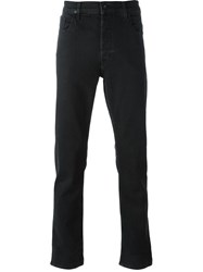Hudson Tapered Regular Trousers Black