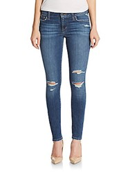 Joe's Jeans Distressed Skinny Ankle Vidika