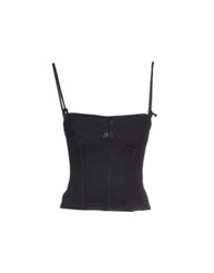 Terre Alte Tops Black