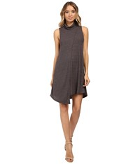 Brigitte Bailey Inez Sleeveless Dress Grey Women's Dress Gray