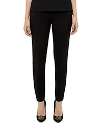 Ted Baker Taaliat Textured Skinny Trousers Black