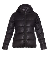 Duvetica Thiadue Wool Blend Quilted Down Jacket