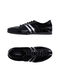 Alessandro Dell'acqua Footwear Low Tops And Trainers Men Black