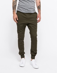 Zanerobe Dropshot Pant In Military Military Green