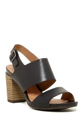 Clarks Banoy Tulia Ankle Strap Sandal Wide Width Available Black