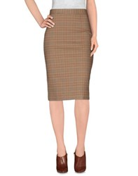 Beayukmui Skirts Knee Length Skirts Women
