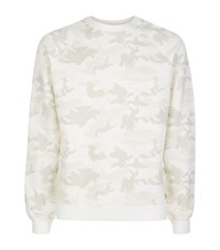 7 For All Mankind Camo Print Sweater Male