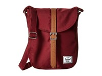 Herschel Kingsgate Windsor Wine Tan Synthetic Leather Backpack Bags