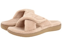 Vionic With Orthaheel Technology Relax Slipper Tan Women's Slippers
