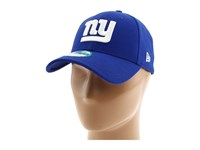 New Era New York Giants First Down 9Forty New York Giants Licensed Caps Metallic