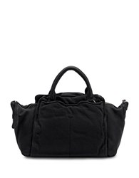 Liebeskind Fuji Leather Satchel Black