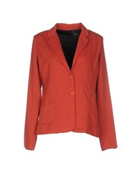 Majestic Suits And Jackets Blazers Women Red