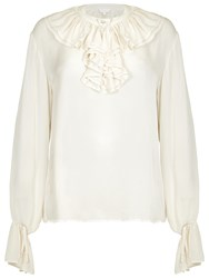 Ghost Tilly Blouse Winter White