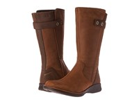 Merrell Travvy Tall Waterproof Tan Women's Boots