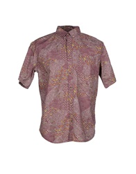 Deus Ex Machina Shirts Deep Purple