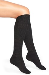 Women's Hue Openwork Slouchy Knee High Socks