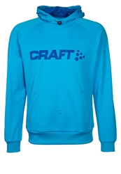 Craft Flex Hoodie Ocean Royal Light Blue