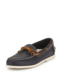Cole Haan Dominic Camp Moc Ii Loafer Blue Ribbon