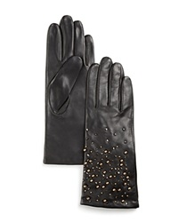 Lauren Ralph Lauren Embellished Gloves Black