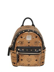 Mcm Extra Mini Bebe Boo Special Backpack